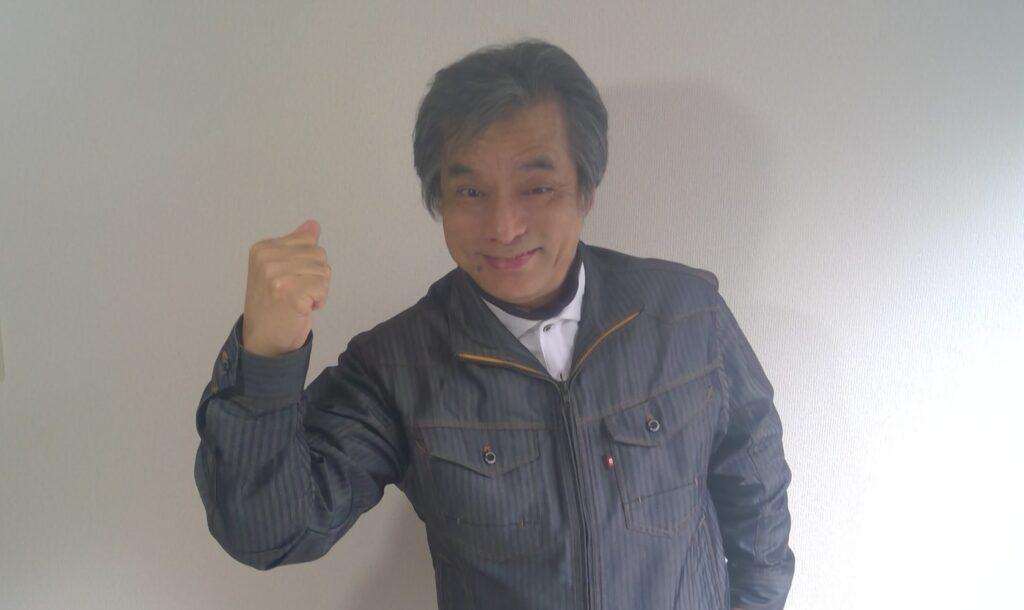 「太田 安浩 (おおた やすひろ)」の顔写真