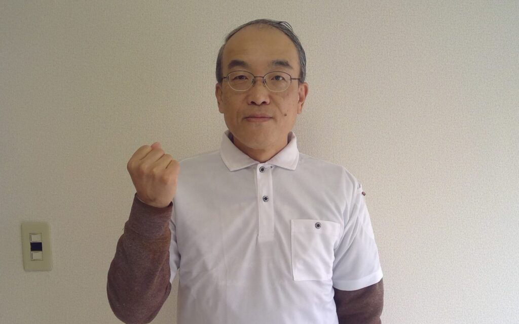 「長田 和良 (ながた かずよし)」の顔写真