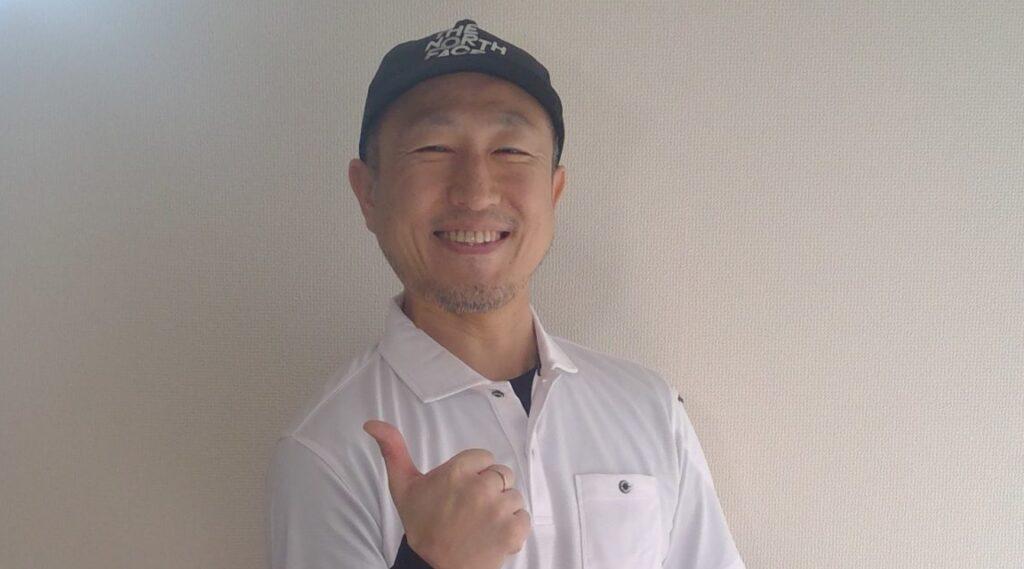 「安田 哲弘 (やすだ てつひろ)」の顔写真