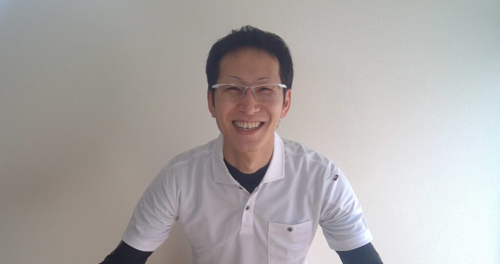 「津田 浩考 (つだ ひろたか)」の顔写真