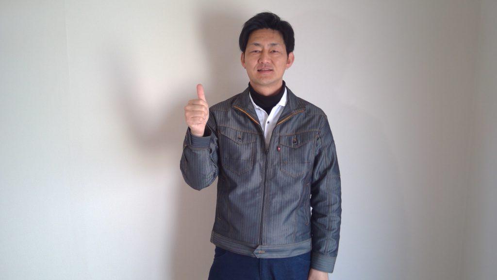 「岩﨑 大輔 (いわさき だいすけ)」の顔写真