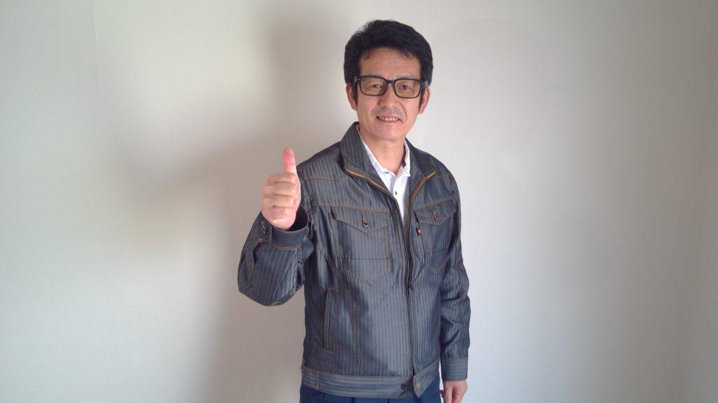 「水島 弘樹 (みずしま ひろき)」の顔写真