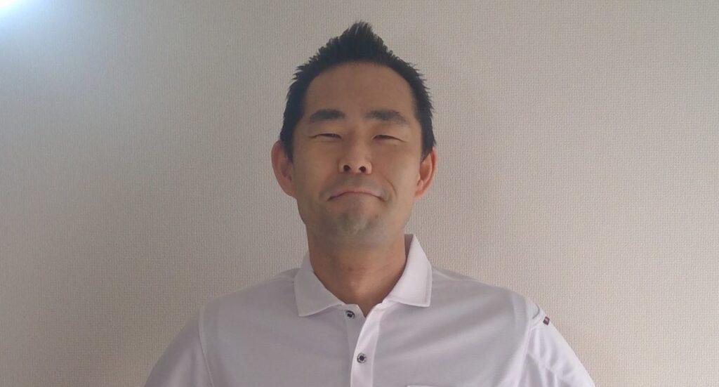 「川上 洋之 (かわかみ ひろゆき)」の顔写真