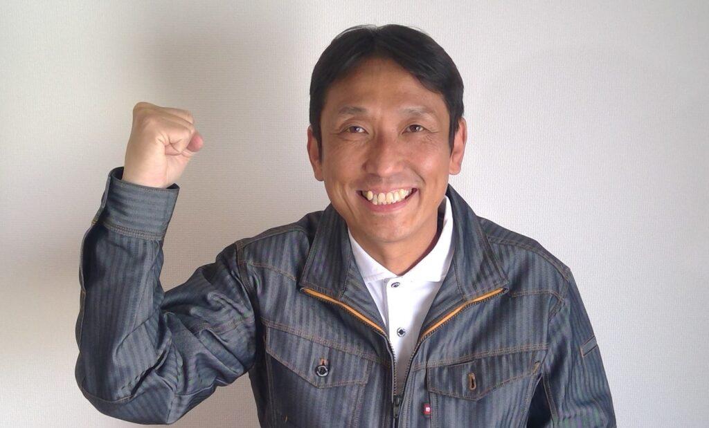 「山市 健二 (やまいち けんじ)」の顔写真
