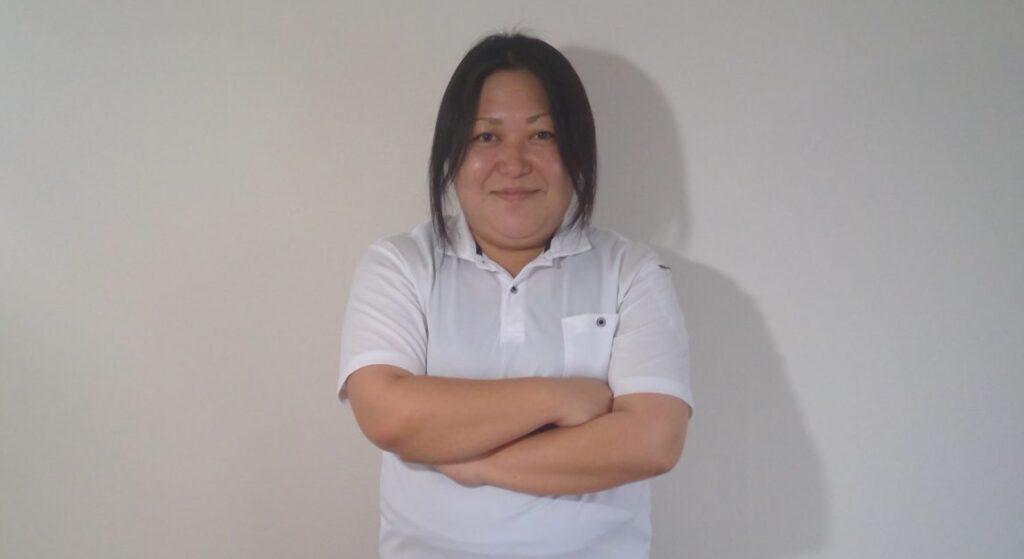 「浜川 麻衣子 (はまかわ まいこ)」の顔写真