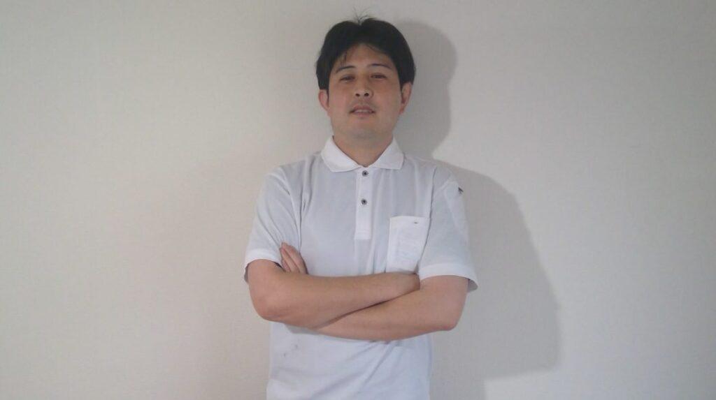 「澤田 直輝 (さわだ なおき)」の顔写真