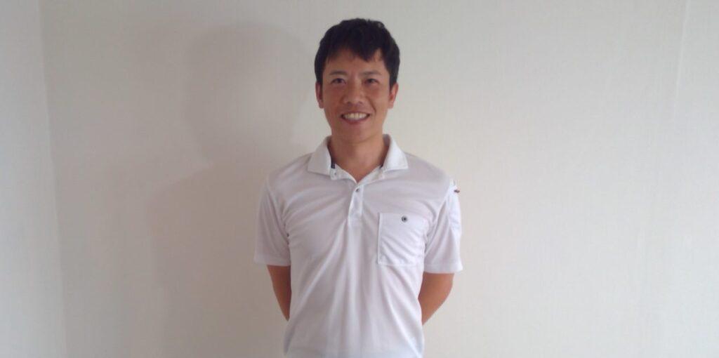 「加藤 大司 (かとう だいし)」の顔写真