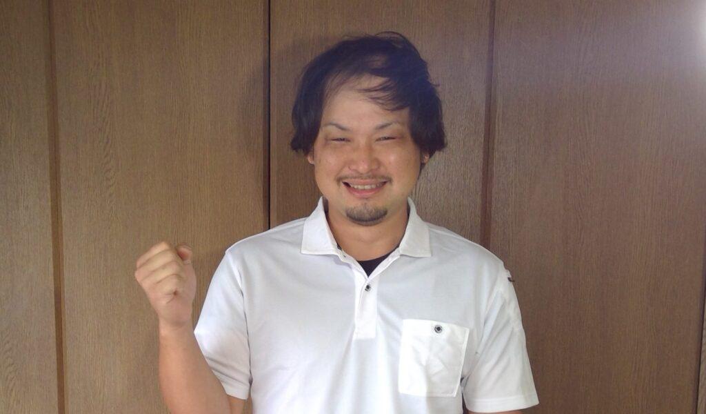 「野澤 裕太 (のざわ ゆうた)」の顔写真
