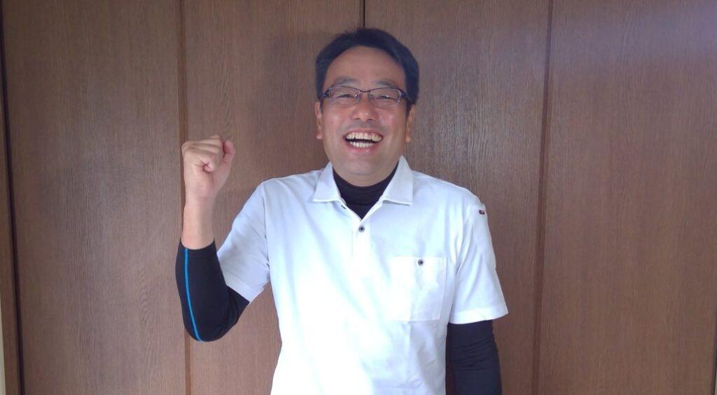 「永田 博章 (ながた ひろあき)」の顔写真