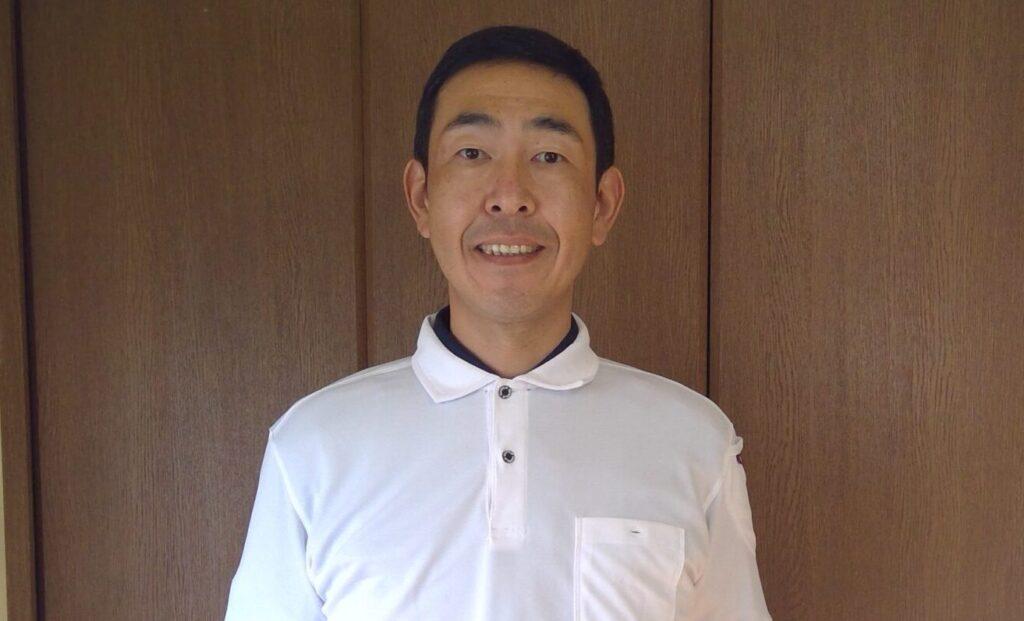 「潮 克一 (うしお かついち)」の顔写真