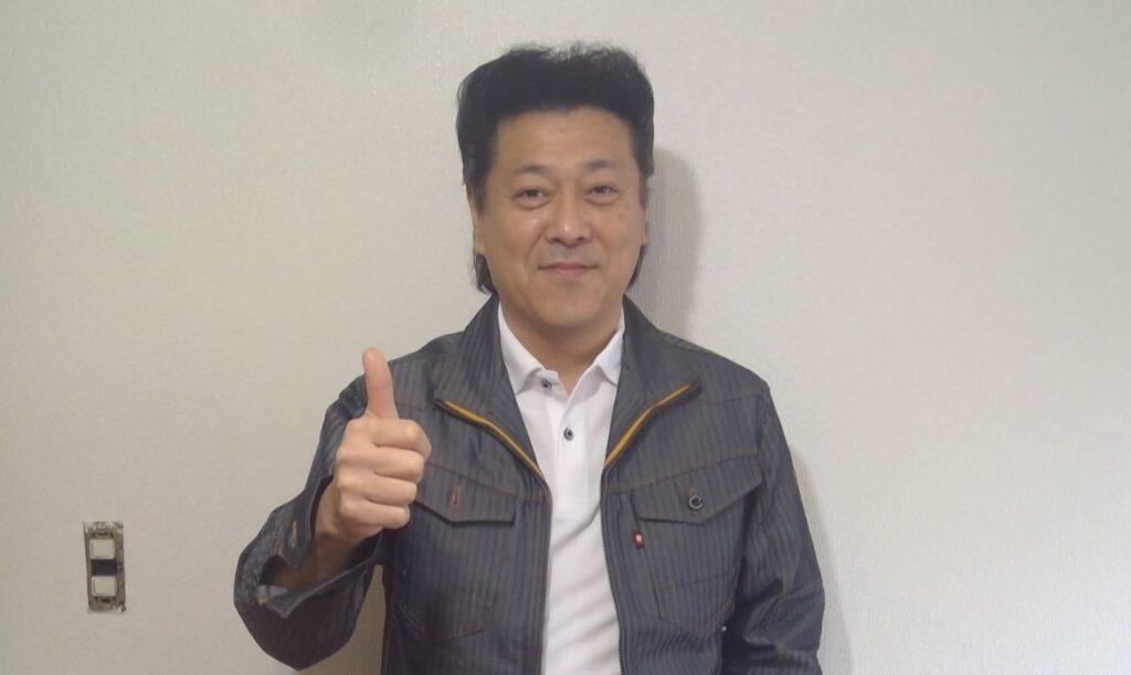 「佐々木 智広 (ささき ちひろ)店長」の顔写真