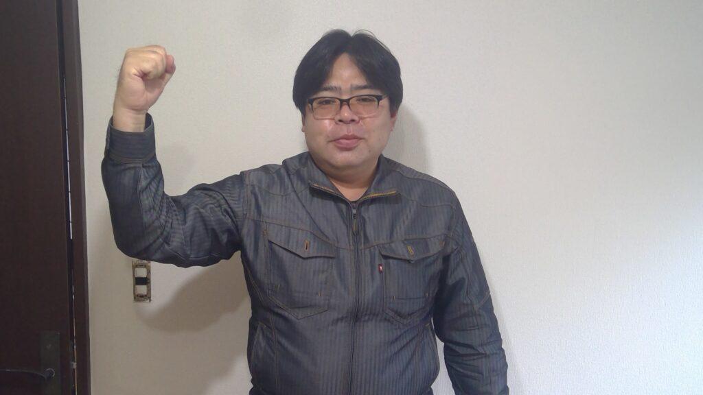 「渚 孝一(なぎさ たかかず)」の顔写真