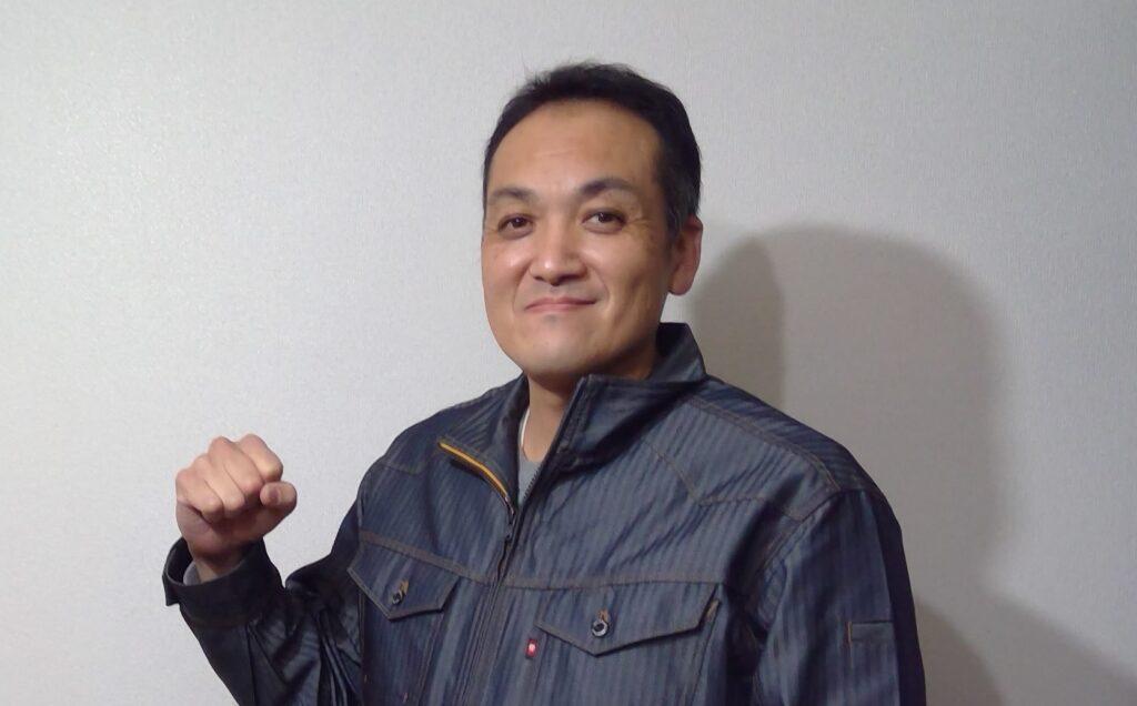 「工藤 一明(くどう かずあき)」の顔写真