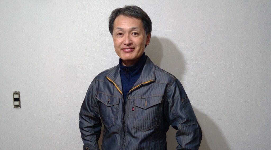 「藤井 義明(ふじい よしあき)」の顔写真