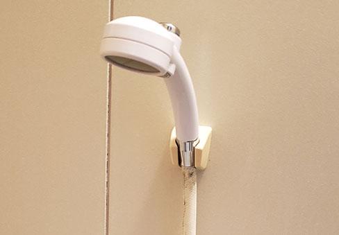 「シャワーホース・シャワーヘッド交換」の施工前写真