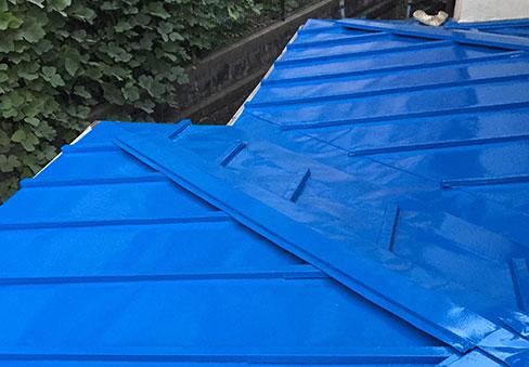 「屋根塗装」の施工後写真
