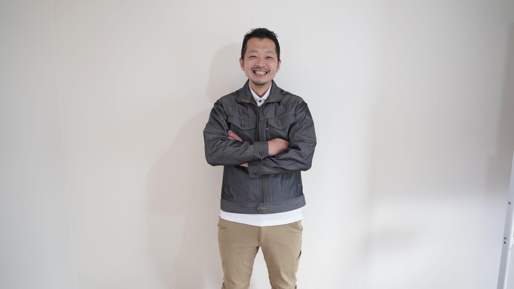 「村田 大輔(むらた だいすけ)」の顔写真