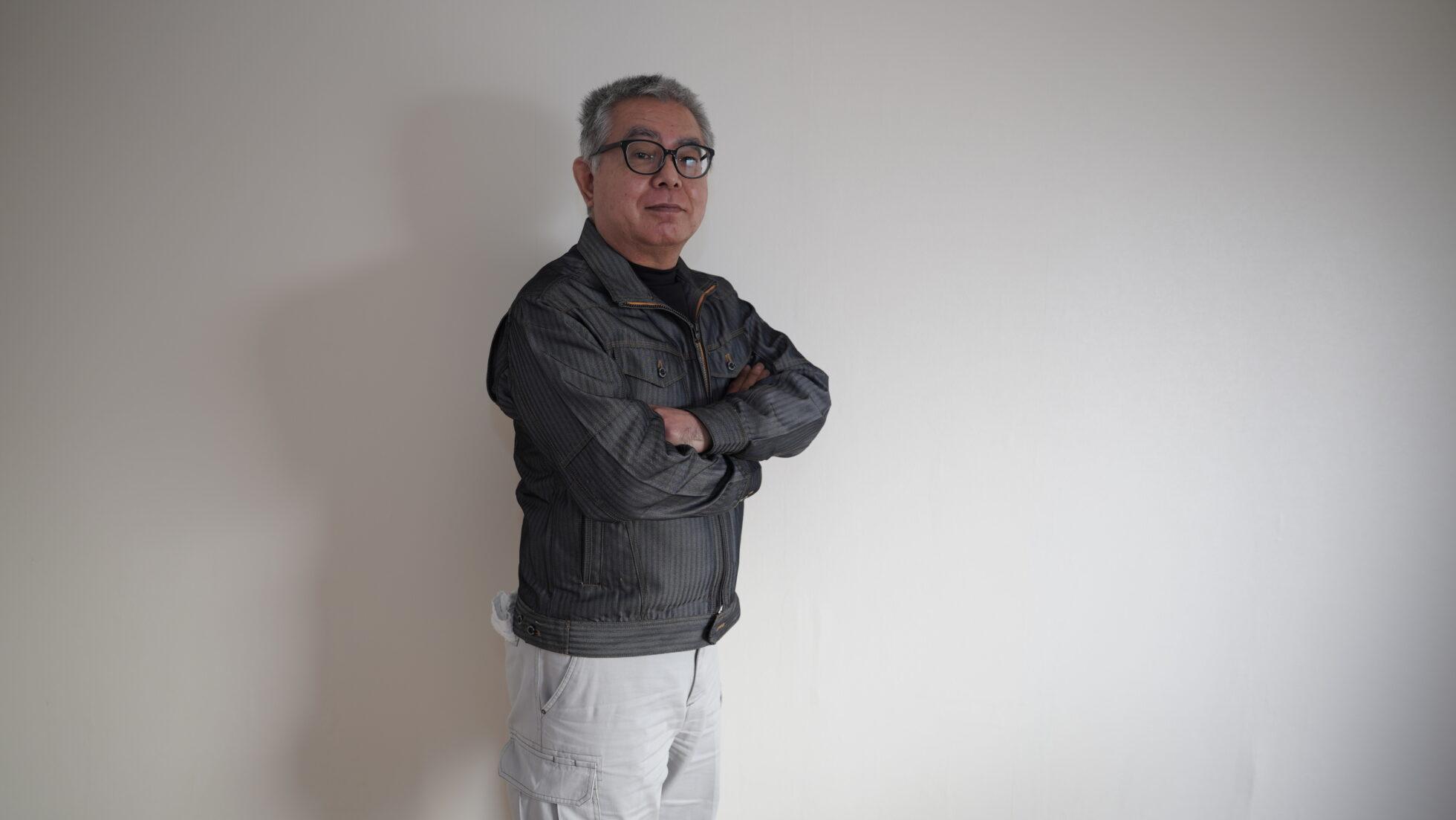 「崎山 哲雄(さきやま てつお)」の顔写真