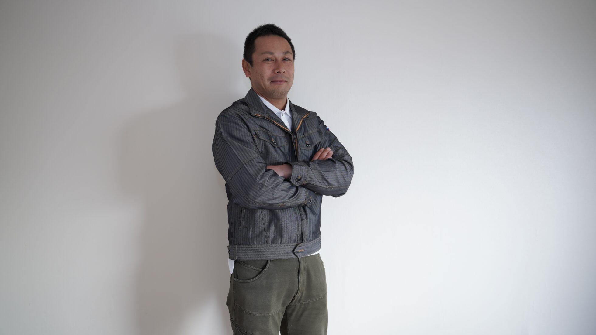 「岩崎 範久(いわさき のりひさ)」の顔写真