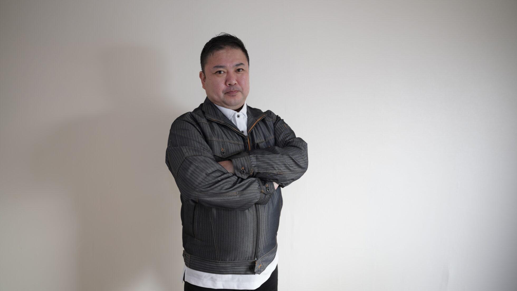 「根村 貴夫(ねむら たかお)」の顔写真