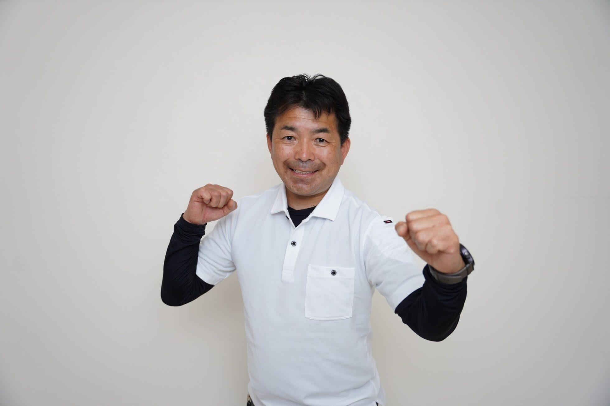 「高木 弘道(たかぎ ひろみち)」の顔写真