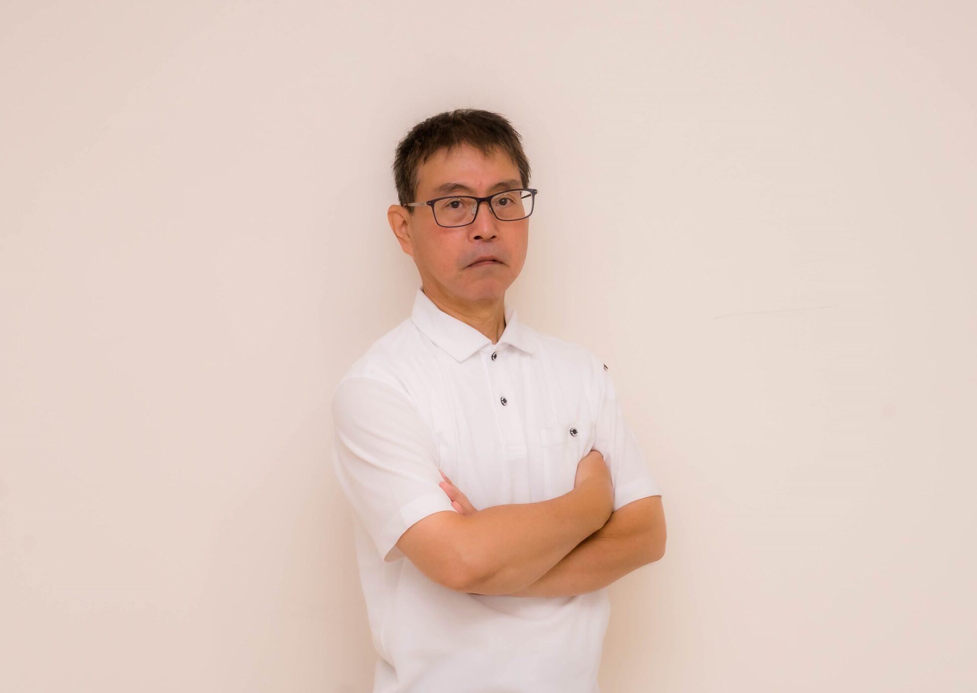 「南野 勝一(みなみの しょういち)」の顔写真